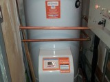 Commercial hot Water 500 litre cylinder