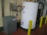 Commercial Solar Hot Water Cylinder