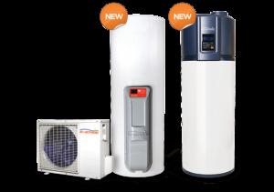 Air Water Heat Pumps